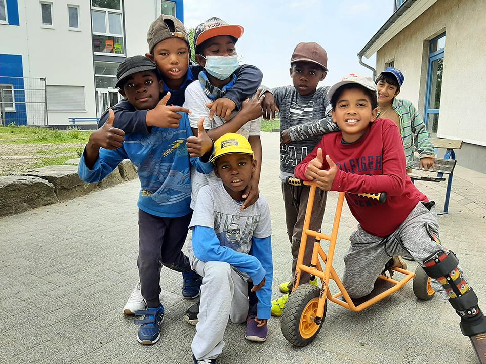 Tag des afrikanischen Kindes