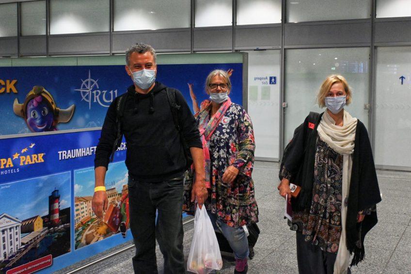 Charterflug für Afghanistan verschoben