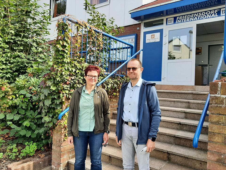 NTN- und SNR-Wälzlager unterstützen weiterhin das Friedensdorf