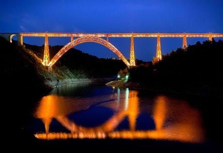 Der Garabit-Viadukt