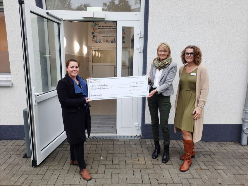 GHD GesundHeits GmbH spendet für kranke und verletzte Kinder
